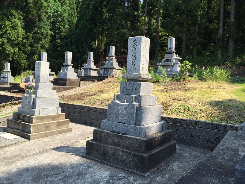 墓石リフォーム(Before)